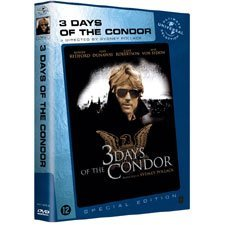 Three Days of the Condor DVD