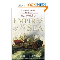 Empires of the Sea book cover