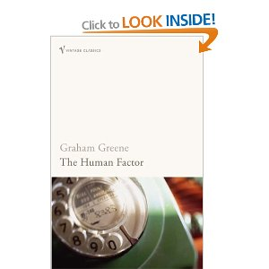 Graham Greene - The Human Factor - book cover