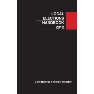 Local Elections Handbook 2012 - Colin Rallings and Michael Thrasher