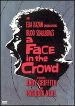A face in the crowd - DVD cover