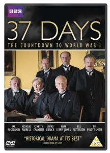 37 Days to War - DVD cover