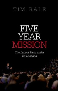 Five Year Mission by Tim Bale
