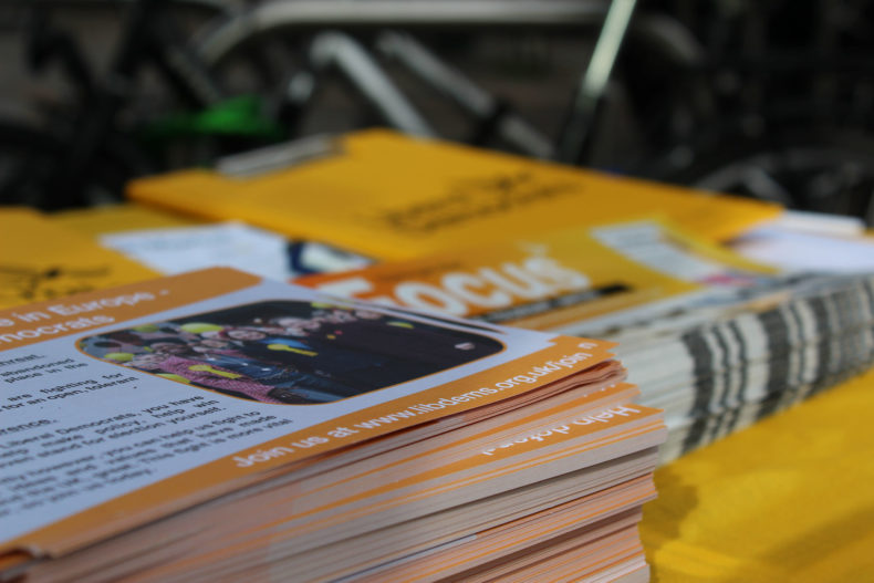 Liberal Democrat leaflets - CC BY-ND 2 0 courtesy of the Lib Dems