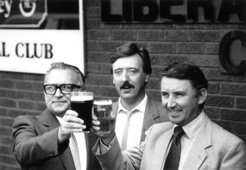 Opening of the Washington Liberal Club with David Steel